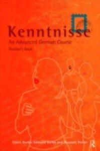 Foto Cover di Kenntnisse, Ebook inglese di AA.VV edito da Taylor and Francis