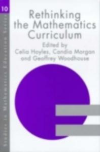 Ebook in inglese Rethinking the Mathematics Curriculum -, -