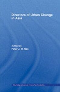 Ebook in inglese Directors of Urban Change in Asia