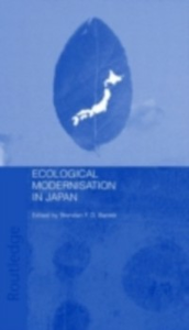 Ebook in inglese Ecological Modernisation and Japan Barrett, Brendan F.D.