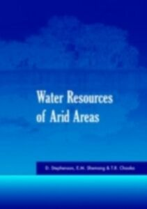 Foto Cover di Water Resources of Arid Areas, Ebook inglese di  edito da CRC Press