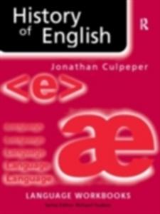 Ebook in inglese History of English Culpeper, Jonathan