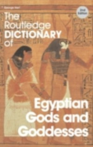 Ebook in inglese Routledge Dictionary of Egyptian Gods and Goddesses Hart, George