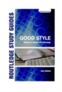 Foto Cover di Good Style, Ebook inglese di John Kirkman, edito da Taylor and Francis
