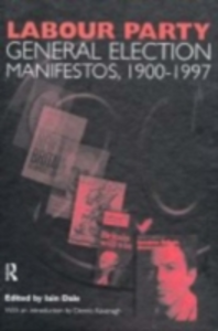 Ebook in inglese Volume Two. Labour Party General Election Manifestos 1900-1997 -, -