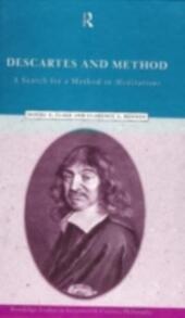 Descartes and Method