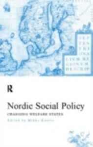 Ebook in inglese Nordic Social Policy