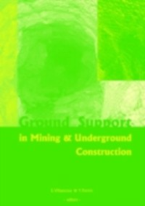 Ebook in inglese Ground Support in Mining and Underground Construction -, -