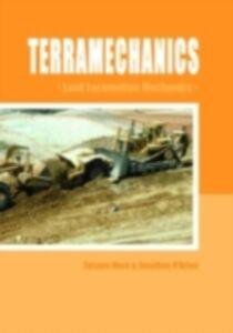 Foto Cover di Terramechanics, Ebook inglese di T. Muro,J. O'Brien, edito da CRC Press