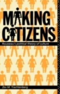 Ebook in inglese Making Citizens Trachtenberg, Zev M.