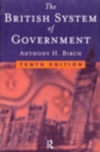 Ebook in inglese British System of Government -, -
