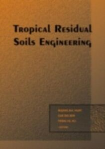 Ebook in inglese Tropical Residual Soils Engineering -, -