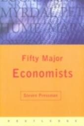 Fifty Major Economists