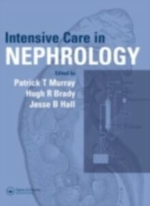 Ebook in inglese Intensive Care in Nephrology