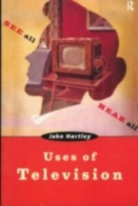 Foto Cover di Uses of Television, Ebook inglese di John Hartley, edito da Taylor and Francis