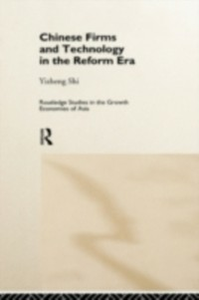 Ebook in inglese Chinese Firms and Technology in the Reform Era Shi, Yizheng