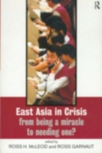 Ebook in inglese East Asia in Crisis -, -