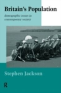 Ebook in inglese Britain's Population Jackson, Steven