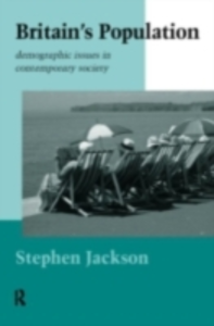Ebook in inglese Britain's Population Jackson, Steven