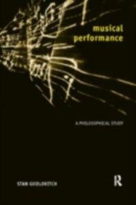 Ebook in inglese Musical Performance Godlovitch, Stan
