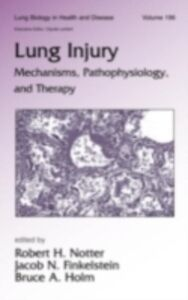 Ebook in inglese Lung Injury -, -
