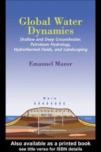 Ebook in inglese Global Water Dynamics Mazor, Emanuel