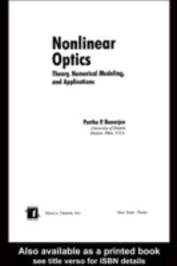 Ebook in inglese Nonlinear Optics