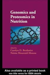 Genomics and Proteomics in Nutrition