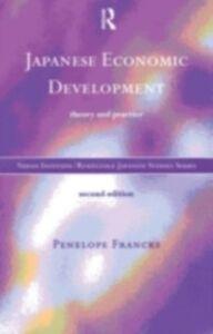 Ebook in inglese Japanese Economic Development Francks, Penelope