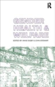 Ebook in inglese Gender, Health and Welfare -, -