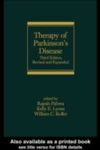 Foto Cover di Therapy of Parkinson's Disease, Third Edition, Ebook inglese di  edito da CRC Press