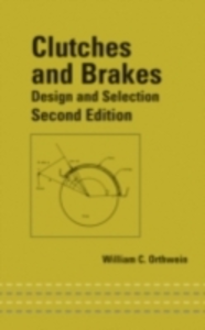 Ebook in inglese Clutches and Brakes Orthwein, William C.