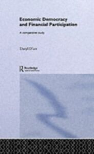 Ebook in inglese Economic Democracy and Financial Participation D'Art, Daryl