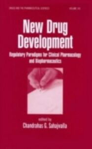Ebook in inglese New Drug Development -, -