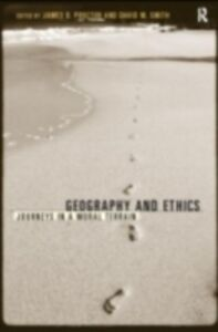 Ebook in inglese Geography and Ethics -, -