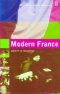 Ebook in inglese Modern France