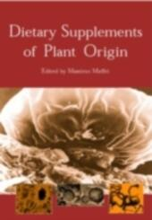 Dietary Supplements of Plant Origin