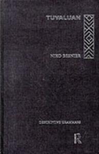 Ebook in inglese Tuvaluan Besnier, Niko