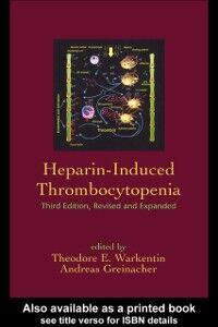 Foto Cover di Heparin-Induced Thrombocytopenia, Ebook inglese di  edito da CRC Press