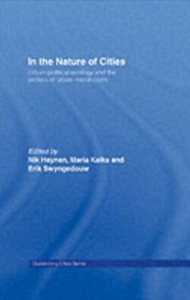 Ebook in inglese In the Nature of Cities -, -