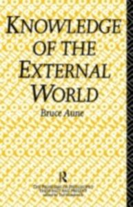 Ebook in inglese Knowledge of the External World Aune, Bruce
