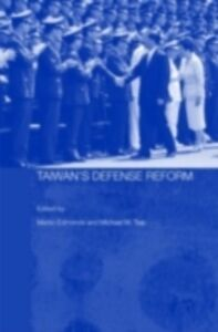 Ebook in inglese Taiwan's Defense Reform -, -