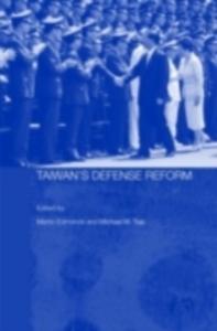 Ebook in inglese Taiwan's Defense Reform -, -