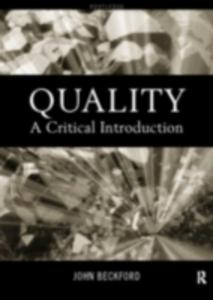 Ebook in inglese Quality Beckford, John