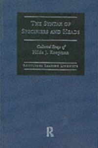Foto Cover di Syntax of Specifiers and Heads, Ebook inglese di Hilda J. Koopman, edito da Taylor and Francis