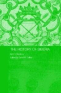 Ebook in inglese History of Siberia Naumov, Igor V.
