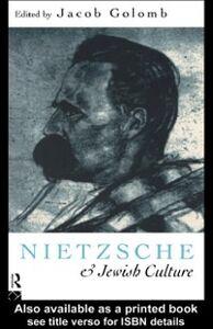 Ebook in inglese Nietzsche and Jewish Culture