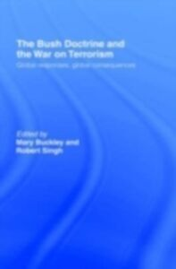 Ebook in inglese Bush Doctrine and the War on Terrorism -, -