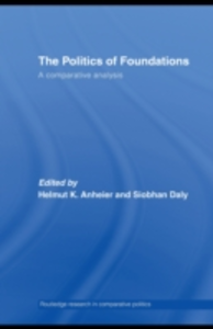 Ebook in inglese Politics of Foundations -, -