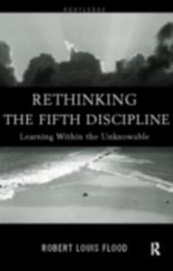Ebook in inglese Rethinking the Fifth Discipline Flood, Robert Louis